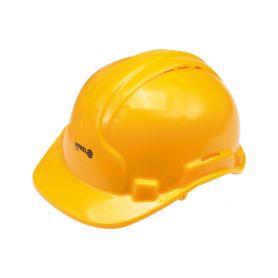 VOREL TO-74193 Ochranná přilba žlutá Další ochranné pomůcky