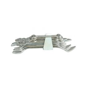 TOYA TO-50610 Sada klíčů plochých 10 ks 6 - 32 mm spona Ploché