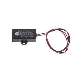 35948/12 Tester kapacity autobaterie 12V Testery baterií