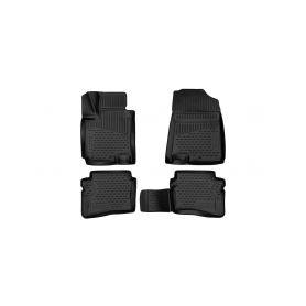 SIXTOL 3D Gumové koberce HYUNDAI i20, 2014-, hatchback, Evropa SIXTOL
