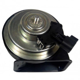 FIAMM LLH-U/H šnekový klakson, 12V, USCAR konektor