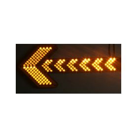KFT01 LED přídavné světla směrová 12-24V LED značení