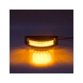 KF188 Výstražné LED světlo vnější, oranžové, 12-24V Vnější ostatní