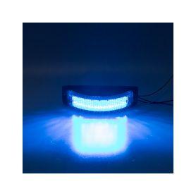 KF188BLU Výstražné LED světlo vnější, modré, 12-24V Vnější ostatní