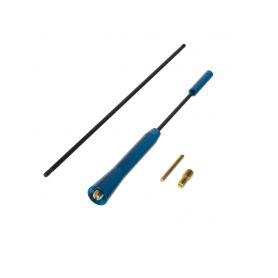RMA802 Anténní prut - barva modrý elox Anténní pruty