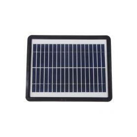 35950 Solární nabíječka 6W pro udržovací dobíjení baterií + dobíjení mobilních telefonů Fotovoltaika