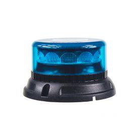 911-C12FBLU PROFI LED maják 12-24V 12x3W modrý 133x76mm, ECE R65 LED pevná montáž