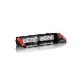 911-C4VISORBLU PROFI výstražné LED světlo vnitřní, 12-24V, modré, ECE R65 Vnitřní