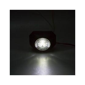 911-P3WHT PROFI výstražné LED světlo vnější, 12-24V, bílé Vnější ostatní
