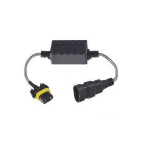 LED-WCHB4F Eliminátor chybových hlášení pro žárovky HB3 (9005), HB4 (9006), H10 Rezistory, eliminátory