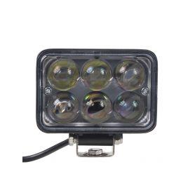 CarClever LED T20 (7443) bílá, 12-24V, 30LED/4014SMD - dvouvlákno 1-95243