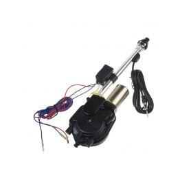 62040BL Elektrická anténa univerzální černá Teleskopické antény