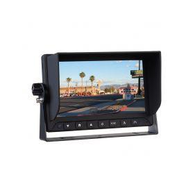 """SVS701AHD AHD monitor 7"""" s 2x4PIN vstupy 4PIN monitory a sety"""