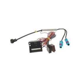 21155/DBLISO Anténní adaptér double FAKRA+MOST konektor/ISO OEM/ISO adaptéry