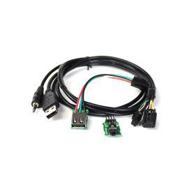 551SK1 USB+JACK konektor Škoda Octavia 2014- USB/AUX kabely