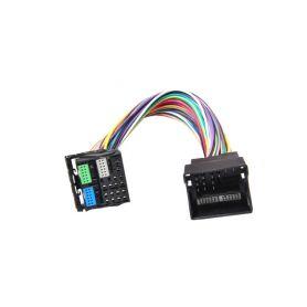 32511 Prodlužovací kabel 52 pól MOST/MOST ISO/RCA redukce