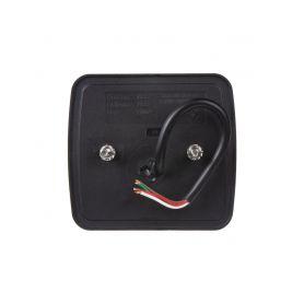 Dálkové ovladače  1-48fa110 Náhr. obal klíče pro Fiat, 3-tlačítkový