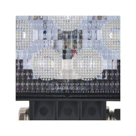 CarClever Silikonový obal pro klíč VW, Škoda 3-tlačítkový, černý 1-481vw106bla