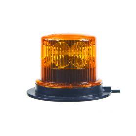 PROFI LED maják 12-24V 36x1W oranžový ECE R65 130x90 mm 1-911-36f