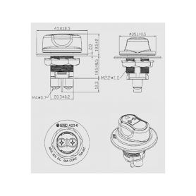 CarClever Autonabíječka 12V & 24V/6A 1-35939