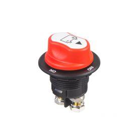 47214 Odpojovač baterie 100A, 32V, neodnímatelná klička Bez podsvětlení
