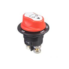 47215 Odpojovač baterie 100A, 32V, odnímatelná klička Bez podsvětlení