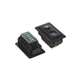 CarClever Silikonový obal pro klíč Citroen 2-tlačítkový, zelený 1-481ct104gre