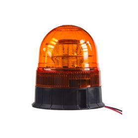 WL84FIX LED maják, 12-24V, 16x3W, oranžový fix, ECE R65 LED pevná montáž