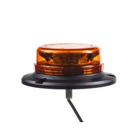 WL140FIX LED maják, 12-24V, 12x3W oranžový fix, ECE R65 LED pevná montáž