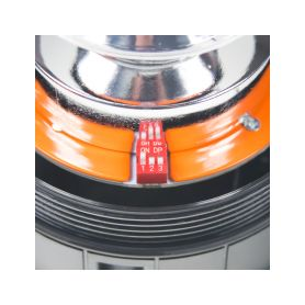 CarClever Náhradní prut k elektrické anténě 62040 černý 1-62040blpr
