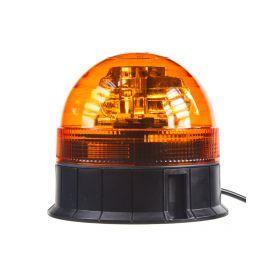 Halogen maják, 12 i 24V, oranžový fix, ECE R65