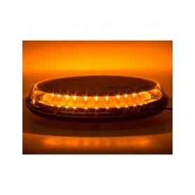 SRE2-233FIX LED rampa oranžová, 32LEDx3W, fix, 12-24V, 395mm, ECE R65 R10 Malé pevná montáž