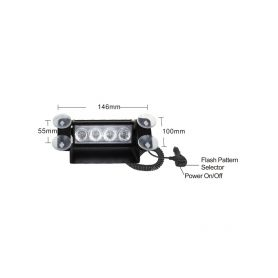 CarClever METRA 2DIN/1DIN redukce pro Ford Transit Connect 2013- 1-11103