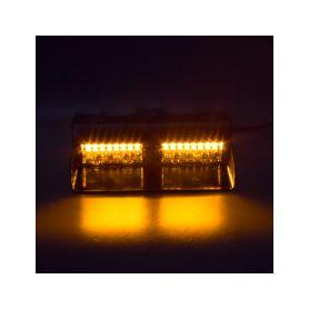 KF740 PREDATOR LED vnitřní, 16x LED 3W, 12V, oranžový Vnitřní