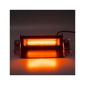 KF743-1 PREDATOR LED vnitřní, 12-24V, 10W, COB LED, oranžový Vnitřní