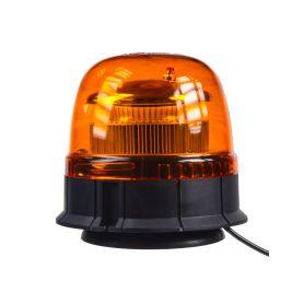 WL71 LED maják, 12-24V, 45xSMD2835 LED, oranžový, magnet, ECE R65 LED magnetické