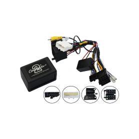 52SHY013 Adaptér z volantu pro Hyundai ix35 2015- se zesilovačem Ovládání z vol. active