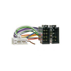 AV adaptér vč. kabeláže  1-mi009 Adaptér A/V vstup pro TV tuner Audi A8, A6, Q7 mi009