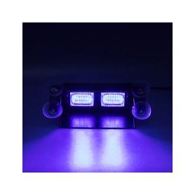 KF739BLU PREDATOR LED vnitřní, 6 x LED 1W, 12V, modrý Vnitřní