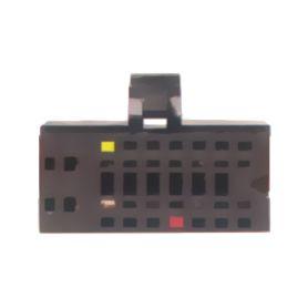 AV adaptér vč. kabeláže  1-mi007 adaptér A/V vstup pro MFD2 OEM NAVI VW/Škoda 16:9 mi007