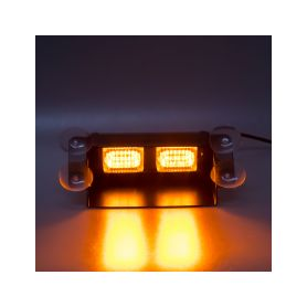 KF739 PREDATOR LED vnitřní, 6 x LED 1W, 12V, oranžový Vnitřní
