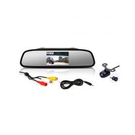 """SE663 Parkovací kamera s LCD 4,3"""" monitorem na zrcátko Parkovací sady"""
