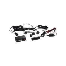 PS4W2 Parkovací systém bezdrátový s LED displejem, 4 senzory S displejem