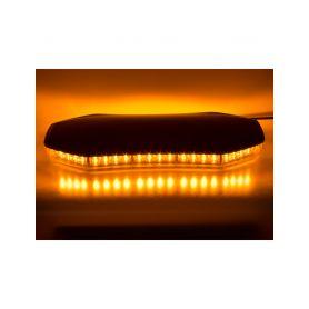 SRE2-2940W LED rampa 398mm, oranžová, magnet, 12-24V, ECE R65 Malé magnetické