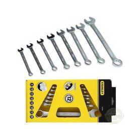 STANLEY Stanley Sada očkoplochých klíčů 8ks v krabici Maxi Drive 4-87-054 4-4-87-054