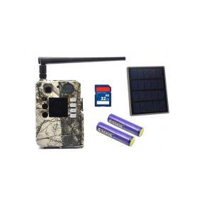 BolyGuard 2004-003 BG310-MFP + solární panel, 32GB SD a 2x baterie zdarma Fotopasti