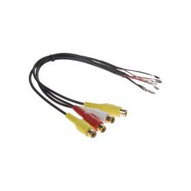 MI011 Adaptér A/V vstup pro BMW 3-7 s TV tunerem OEM ostatní