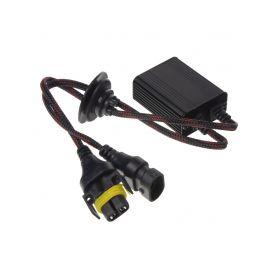 LED-WCH8F2 Eliminátor chybových hlášení s redukcí pro žárovky H8, H9, H11 Patice H8