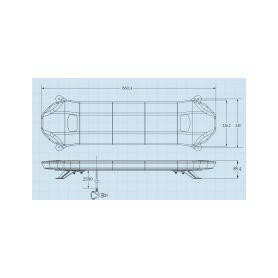 CarClever FIAMM LLH/H šnekový klakson, 12V 1-925049