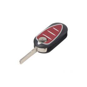 48AR003 Náhr. klíč pro Alfa Romeo 3-tlačítkový 433,92 MHz OEM ovladače, klíče
